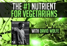 be healthy-page: THE #1 NUTRIENT FOR VEGETARIANS