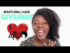 GIVEAWAY!!! + Lazy Day Fluffy Braidout Tutorial