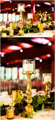 Floral centerpieces and rental items by Minneapolis wedding florist Artemisia Studios. Photo by Hannah Schmitt Photography (http://www.hannahschmitt.com/). #abulae #centerpieces #wedding #mnwedding #minnesota #saintpaul #weddinginspiration #weddingdecor #weddingreception #minneapolisweddingflorist #saintpaulweddingflorist #artemisiastudios