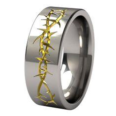 Taboo - Colored - Men's Rings | Titanium Rings, Titanium Wedding Bands, Diamond Engagement Rings | Product