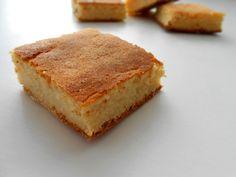 cukormentes vaníliás citromos túrókocka - sugarfree dots Kefir, Cornbread, Tiramisu, Sugar Free, Dots, Cooking, Ethnic Recipes, Millet Bread, Stitches