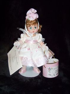 """Madame Alexander Doll 8"""" Wendy Makes It Special"""