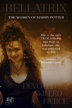 Helena Bonham Carter on Bellatrix's passion | Celebrate International Women's Day with quotes from the women of the wizarding world