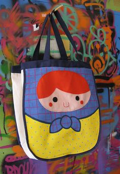 Matryoshka Eco Bag