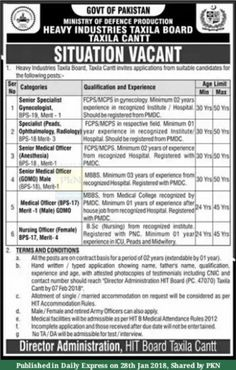 Nicvd Karachi Jobs  Pakistani Nurses    Pakistani