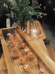 irori Anniversary in 出雲 Irori, Anniversary, Table Decorations, Furniture, Home Decor, Interior Design, Home Interior Design, Arredamento, Dinner Table Decorations