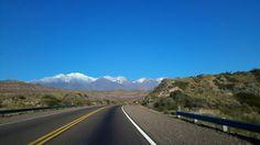 Fantastic roads and scenery