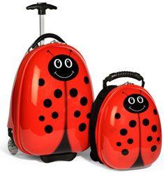 Travel Buddies - Lola Ladybug from trendykid.com got one for my niece for xmas.