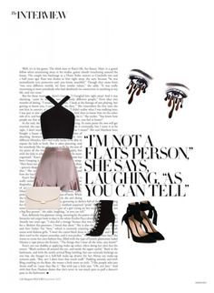 """""""👠"""" by heidy-diazzz on Polyvore featuring BCBGMAXAZRIA, Zimmermann, Gianvito Rossi and Mansur Gavriel"""