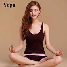 3c8689ca5c9a1b Aliexpress.com   Buy Yoga clothing gym running workout exercise clothes for  women sportswear for fitness suit meditation aerobics clothing yoga set  from ...