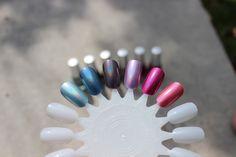 NEW holographic polishes by China Glaze