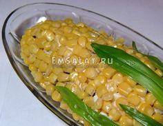 """Салат """"Кукуруза"""" - http://emsalat.ru/salad_veget/salat-kukuruza.html"""