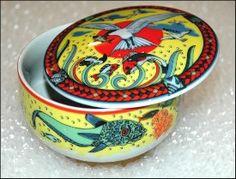 Bopla! Hawaii Series. Sugar Bowl. Triple fired porcelain. Switzerland & Bopla Porcelain dinnerware. Switzerland - comes in a lot of ...