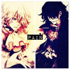 Break  and Gilbert - Pain