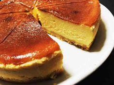 しっとり濃厚ベイクドチーズケーキ★の画像