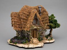 1:44 scale fairy home