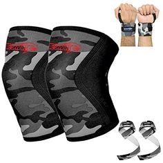 Lifters Knee Sleeves Pair Free Wrist Wraps Strap Crossfit/Powerlifting/Squatting (Gray Camo, Small) BeSmart http://www.amazon.co.uk/dp/B01D6CJIDI/ref=cm_sw_r_pi_dp_fpw7wb02VW50D