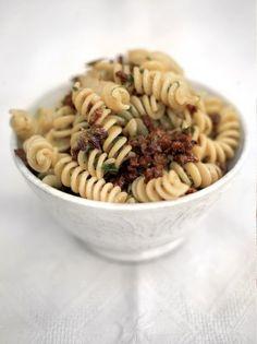 Sausage Fusilli   Pasta Recipes   Jamie Oliver Recipes