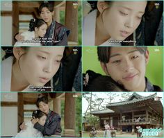 wang jung ask hae so will she remember him in the next life and hae soo said no she will forget everything and these were Hae Soo's last moments - Moon Lovers Scarlet Heart Ryeo - Episode 20 Finale (Eng Sub)