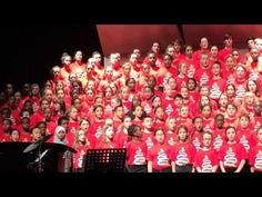 Canada: Children's choir sings Islamic war song to welcome Muslim refugees | Creeping Sharia   .WHAT THE FUCK ??? THIS IS WRONG, WRONG, WRONG !!!