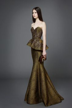 This week we're loving Paris based design house Andrew Gn. His Pre-Fall 2014 Collection features opulent designs made out of the most amazing fabric. I mean the texture and the structure are to die for. They could totally work as bridesmaids dresses or even as fabulous reception dresses. Click here to see the rest of …