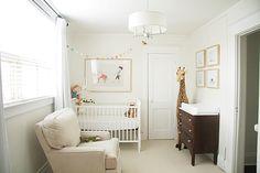 white nursery.
