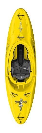 Dagger Kayaks - Whitewater - Creeking - Mamba 8.1 Creeker