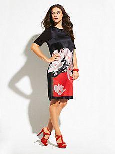 Anna Aura - Komfortables Kleid mit 1/2-Arm