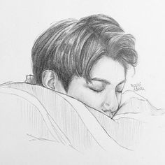 Kpop artistas ʕ Jungkook Fanart, Fanart Bts, Kpop Drawings, Pencil Art Drawings, Art Drawings Sketches, Drawing Drawing, Amazing Drawings, Beautiful Drawings, K Pop
