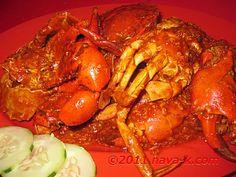 Spicy Crab Portuguese & Local Cuisine