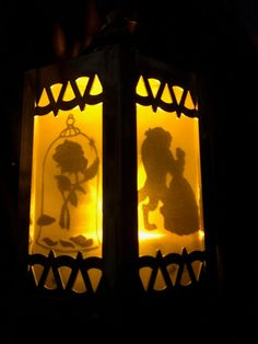 Disney Beauty and the Beast by DarlenesTreasureShop on Etsy