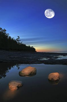 Whitefish Dunes State Park, Wisconsin | Marcos Berndt, Fine Art America