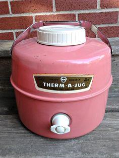 PINK Therm-a-jug.  Fabulous!