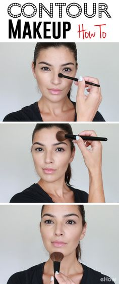 AN all-natural contour look is all you really need! Master the basics here: http://www.ehow.com/how_2191631_apply-contour-makeup.html?utm_source=pinterest.com&utm_medium=referral&utm_content=freestyle&utm_campaign=fanpage