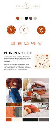 Design By Krista Typogarphy
