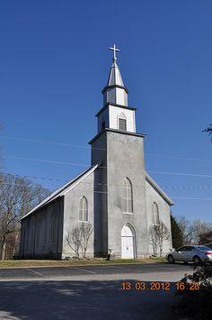 St Joseph Catholic Church   502 American Blvd  St Joseph, TN 38481  (931) 845-4794