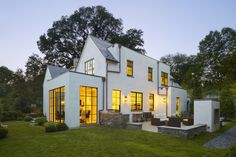 Distilled Traditional | Architect Magazine | Anne Decker Architects, Single Family, New Construction, AIAMD 2015 Design Awards, AIA Maryland Honor Award 2015, Architects, Awards