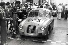 1949 FIAT 500 PANORAMICA - by Carrozzeria Zagato of Milan