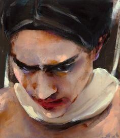 Lita Cabellut: Frida 17