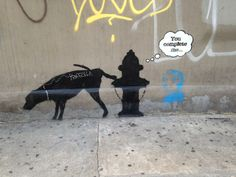 Photos: Allegedly Fake Banksy Appears To Be Authentic