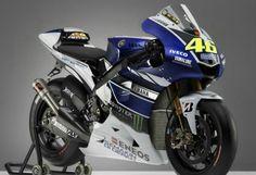 2013 Yamaha MotoGP - Valentino Rossi #46