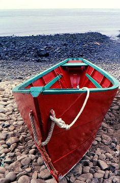 Red Boat by Dr Tempau