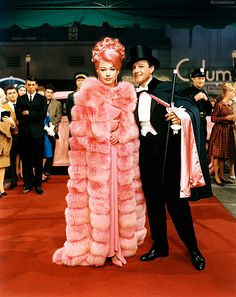 Shirley MacLaine as 'Louisa May Foster' & Gene Kelly as 'Pinky Benson' in What a Way to Go! (1964)