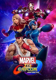 Marvel vs. Capcom: Infinite Goes Head To Head With New Comic Variant Covers #Marvel