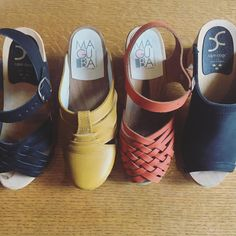 Come shop our big collection of Swedish clogs. We have a diverse selection of price and fit! Plus we'll save you a long road trip Sven's #clogs