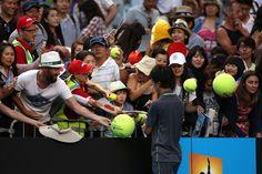 Kei Nishikori Photos - 2015 Australian Open - Day 6 - Zimbio