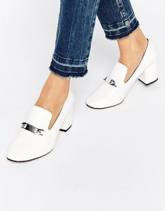 Image 1 of ASOS SUPERPOWER Heels