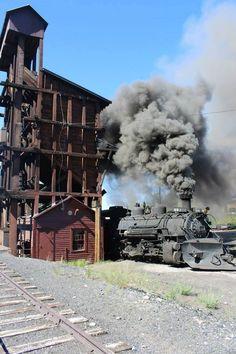 Denver & Rio Grande Paul Davenport Photo