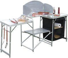camping kitchen organizer - GigaTent Pack N Go Prep Station * Find out more abou. - camping kitchen organizer – GigaTent Pack N Go Prep Station * Find out more about the great produ - Camping Furniture, Couch Furniture, Online Furniture, Kitchen Furniture, Furniture Sets, Furniture Decor, Outdoor Furniture, Folding Camping Table, Table Camping