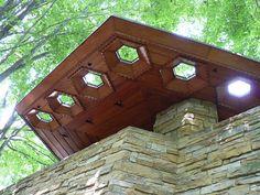 Kentuck Knob/Hagan House / 723 Kentuck Road, Chalk Hill, PA / 1953-56 / Usonian / Frank Lloyd Wright
